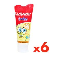 Pasta-Dental-Colgate-Kids-Smiles-Pack-6-Unidades-de-75-ml-c-u--Diseños-Variados--1-11992479