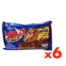 Galleta-Chokis-Chispas-De-Chocolate-Pack-de-6-Paquetes-1-8142603