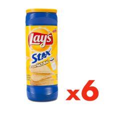 Papas-Lays-Stax-Original-Pack-6-Unidades-de-170-g-c-u-1-8142617