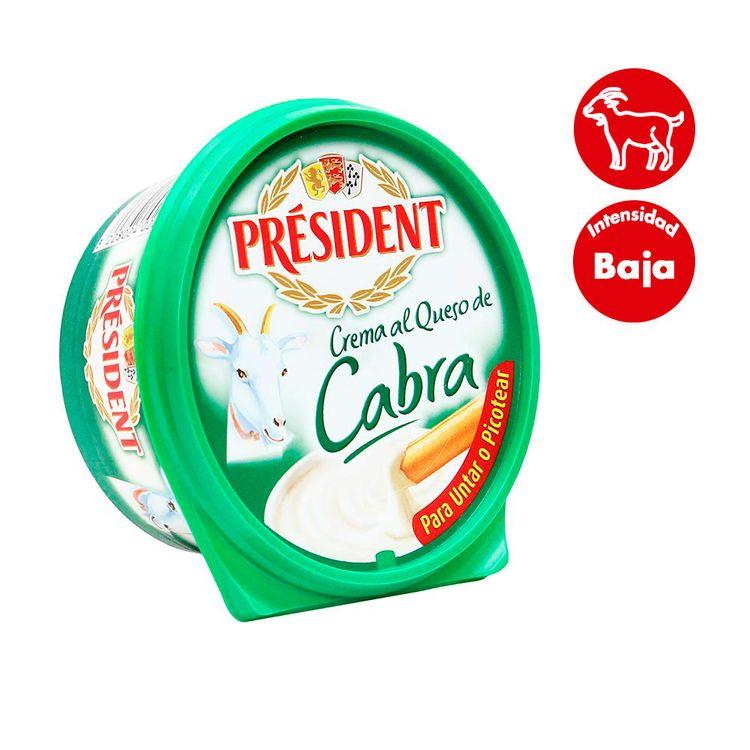 Queso-Crema-de-Cabra-President-Pote-125-gr-1-20634