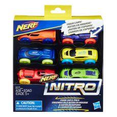 Hasbro-Nerf-Nitro-Foam-Car-6pcs-1-238409