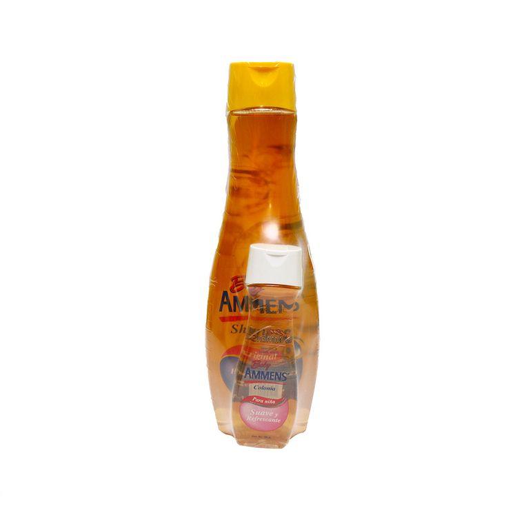 Pack-Ammens-Shampoo-Original-Frasco-675-ml---Colonia-Niña-SH-O675-C-NIÑA100-1-75996