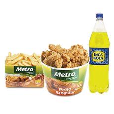 8-Piezas-de-Pollo-Broaster-Metro---Porcion-de-Papas-fritas--200-g-----Gaseosa-15-Litro-1-36555