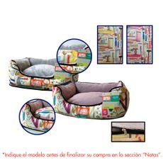 Cama-con-Diseño-para-Perro-50x40x14cm-1-17268846