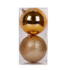 Krea-Set-2-Esferas-Doradas-10-Cm-Nav18-1-215647