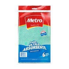 Paños-Ultra-Absorbentes-Metro-Paquete-6-Uniades-1-55786