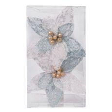 Krea-Set-2-Poinsettias-Clip-Ice-15-Cm-Nav18-1-234008