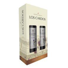 Twopack-Vino-Tinto-Los-Cardos-Botella-750-ml-c-u-1-29661
