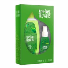 Estuche-Spring-Flowers-Colonia-1-Litro---Herbal-Frasco-100-ml-1-17644651