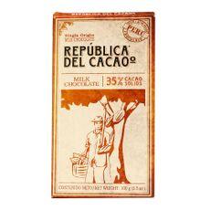 Chocolate-Milk-35--Cacao-Republica-Del-Cacao-Tableta-100-g-1-10041623