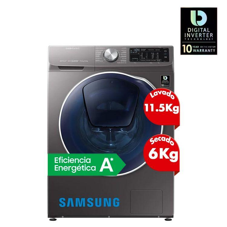 Samsung-Lavaseca-115-Kg---6-Kg-WD11N64FOOX-Eco-Bubble-1-20224758