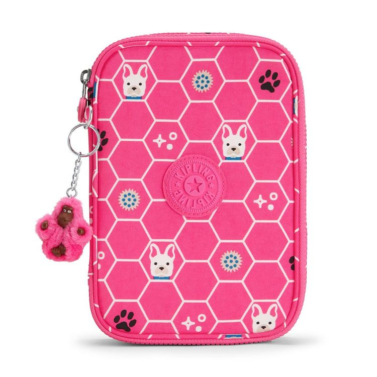 Cartuchera-100-Pens-Pink-Dog-Tile-Kipling-1-20862744