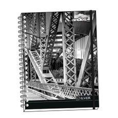 Cuaderno-Espiralado-A4-160-Hojas-Cuadriculado-Silver-1-24821546