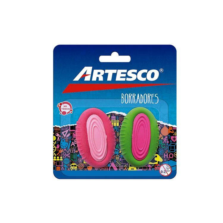 Blister-Borrador-BiColor-Juvenil-x2-Artesco-1-114030