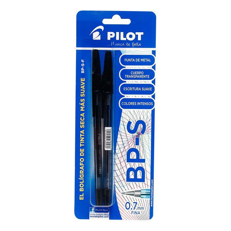 Pilot-Boligrafo-Sk-BpSf-X2-B-B-1-42238
