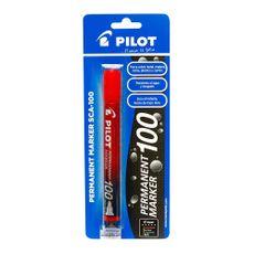 Marcador-Permanente-Pilot-100-Rojo-1-36477