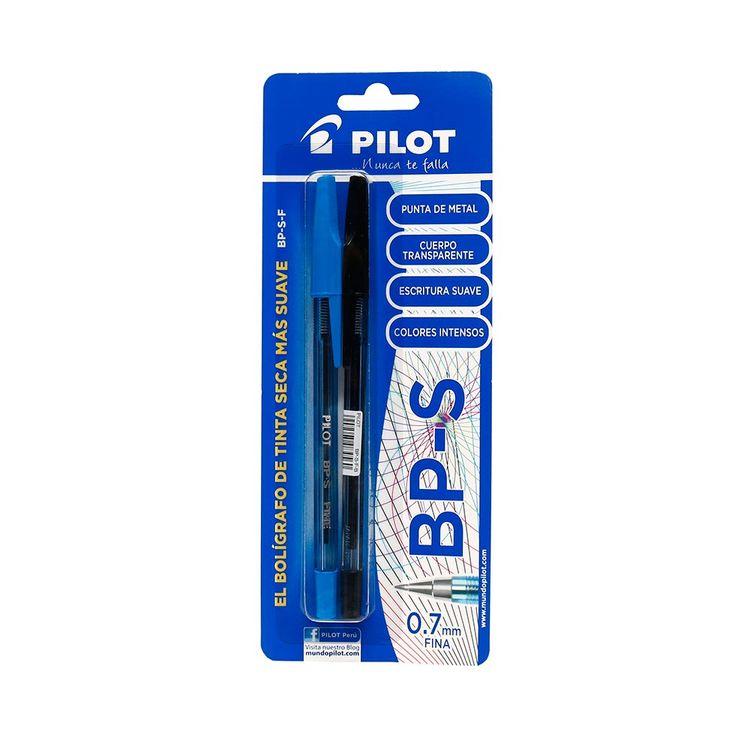 Pilot-Boligrafo-Bps-X2-Azul-y-Negro-1-42224