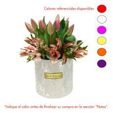 Rose-Studio-Small-Box-Arreglo-Floral-Helena-Tulip-White-1-30051729