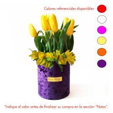 Rose-Studio-Small-Box-Arreglo-Floral-Helena-Tulip-Purple-1-30051730