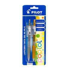 Lapicero-Pilot-Pop-Lol-X2-Dorado-Plateado-1-36467
