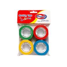 Masking-Escolar-19mm-X-10m-X4-Azul-Verde-Amarillo-Rojo-Pegafan-1-42205