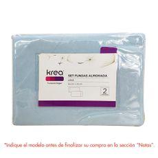 Krea-Set-2-Fundas-Almohada-50x70-Mf-75gsm-Surtido-4-Colores-1-36692153