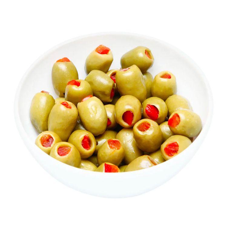 Aceituna-Verde-Rellena-con-Rocoto-Pote-250-g-1-46087667