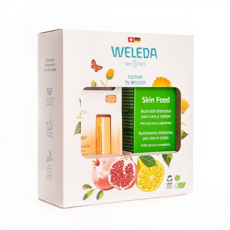 Pack-Nutritivo-Skin-Food---Labial-Weleda-1-45097932