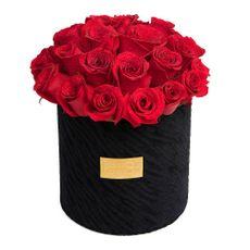 Green-House-Box-Arreglo-Floral-24-Rosas-Glam-Black-1-50079362
