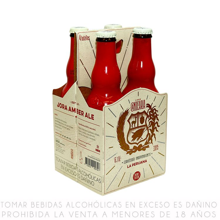 Cerveza-Artesanal-Jora-Ale-Candelaria-Peruana-Pack-de-4-unid-Botella-330-ml-1-38375