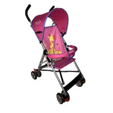 Baby-Kits-Coche-Baston-Zoo-Jirafa-Rosado-COCHE-BASTON-SAFAR-1-182519