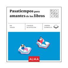 Libro-Pasatiempos-para-los-Amantes-de-los-Libros-PASATIEMPOS-PARA-A-1-17195409