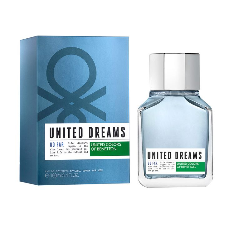 Colonia-Benetton-United-Dream-Go-Far-100-ml-CO-BENET-COLx100ml-1-17190574