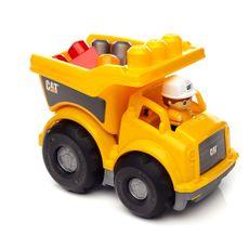 Mega-Bloks-CAT-Camion-de-Deposito-JR-1-77302