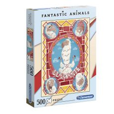 Clementoni-Rompecabezas-Fantastic-Animals-Llamaste-500-Piezas-1-41212449