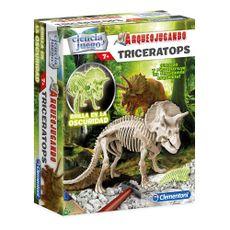 Clementoni-New-Triceratops-Arqueo-Jugando-1-16007