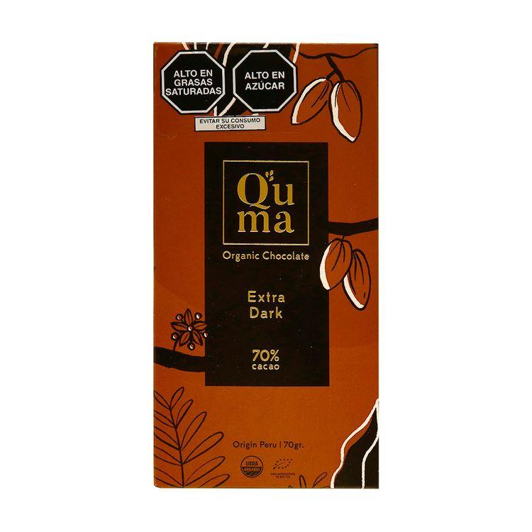 Chocolate-Organico-Extra-Dark-70--Cacao-Q-uma-Tableta-70-g-1-35730926