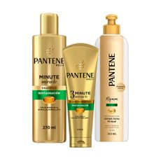 Pack-Restauracion-Pantene-Minute-Miracle--Shampoo-270-ml---Acondicionador-170-ml---Crema-para-Peinar-300-ml-1-87597601