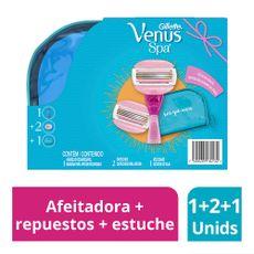 Pack-Gillette-Venus-Spa--1-Maquina-de-Afeitar-para-Mujer---2-Repuestos---1-Neceser-1-21813953