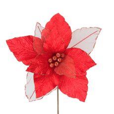 Krea-Pick-Flor-Organza-Velvet-Whitexmas-32-cm-1-33355094