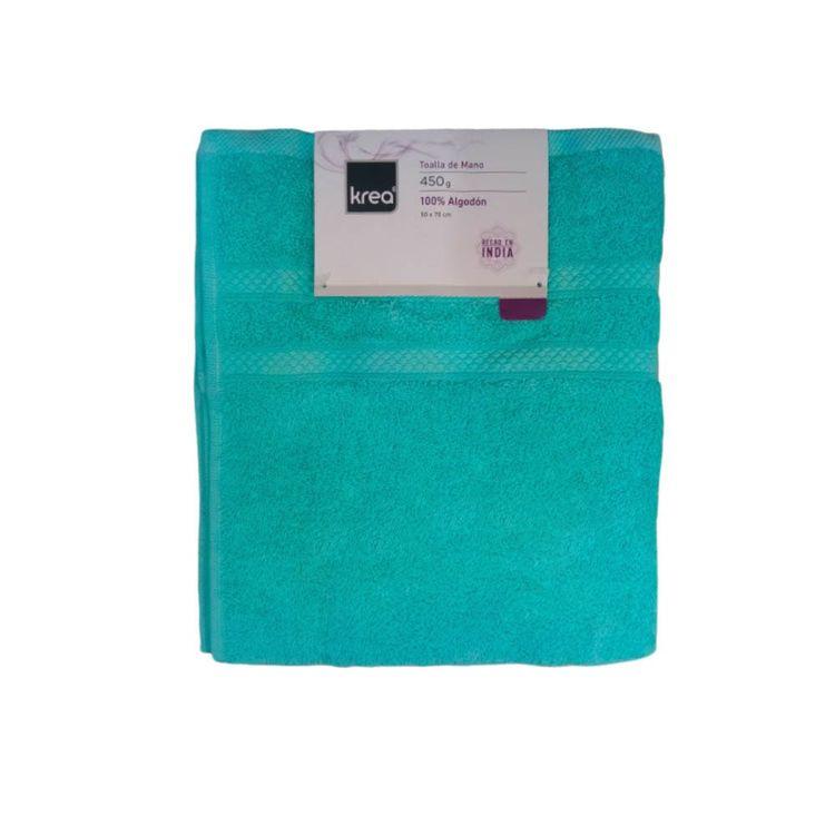 Krea-Toalla-de-Baño-Diseño-02-50-x-70-cm-Algodon-Celeste-1-28127275