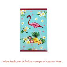 Krea-Toalla-de-Playa-90-x-170-cm-Algodon-Surtido-1-28127352