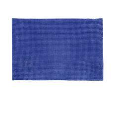 Krea-Piso-para-Baño-Shaggy-40-x-60-cm-Poliester-Azul-Navy-1-28127382