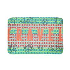 Krea-Piso-para-Baño-Espuma-con-Memoria-Travel-40-x-60-cm-Poliester-1-28147644