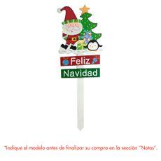 Krea-Estaca-para-Jardin-Feliz-Navidad-60-cm-Surtido-1-33354937