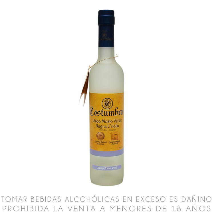 Pisco-Costumbres-Mosto-Verde-Negra-Criolla-Botella-500-ml-1-36818619