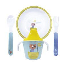 Krea-Set-Infantil-Bowl---Cubiertos---Vaso-de-Gato-Pirata-1-28246158