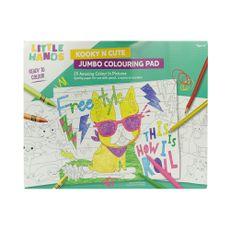 Libro-para-Colorear-Little-Hands-Kooky-N-Cute-1-63833243