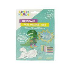 Imanes-para-Colorear-Little-Hands-Foil-Magnet-Set-Dinosaur-1-63833251