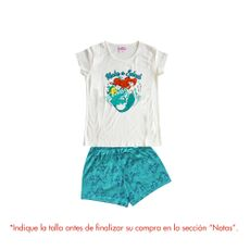Pijama-Polo---Short-Niña-Sirenita-1-78580247